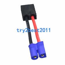 Male Losi EC3 to Female Traxxas TRX Connector Adapter E-Flite Tenergy