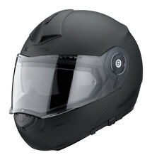 Schuberth Klapphelm C3 Pro matt black Motorradhelm Sturzhelm