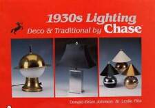 BOOK/LIVRE/BOEK/BUCH : LUMINAIRE ART DECO LIGHTING 1930s VERLICHTING/LAMPE/LAMP