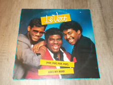 "Levert - Pop, Pop, Pop, Pop - Goes My Mind- LP - Vinyl - Maxi Single - ""12"" ""45"""