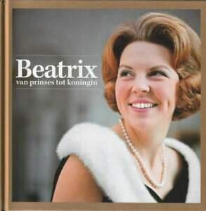 Thema boek PostNL - Beatrix - Zonder zegels