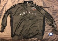 Nike New Orleans Pelicans Element Dry 1//2 Zip Pullover Jacket Large
