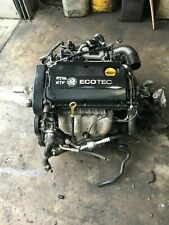 VAUXHALL 1.8 TWINPORT Z18XEP ENGINE FULL CAR IN FOR SPARES (GEARBOX AVAILABLE)