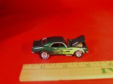 """100% HOT WHEELS """"HEAVY CHEVY"""" '69 CHEVY CAMARO LIMITED EDITION WITH RUBBER TIRES"""