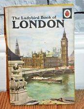 Vintage The Ladybird Book of London -  1961