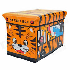 Boys' Animal Print Toy Boxes & Chests