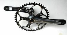 SHUN Single Speed BIKE CRANK 170 48T Bicycle Crankset w Bottom Bracket