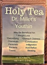 Dr Millers Holy Tea - HUGE SALE EXTENDED!! - 2 Month Supply = 16 Bags + FREE S/H
