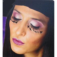 Witchy Eyes Lovely Makeup Kit FX Kit Halloween Costume Accessory with Eyelashes