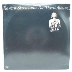 Vintage Barbra Streisand The Third Album Record Album Vinyl LP
