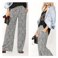 DECJUBA   Womens Carolyn Soft Printed Pants [ Size S or AU 10 / US 6 ]