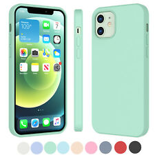 For iphone 12 11 Pro Max XR XS Max 8 7 6S Plus SE 2020 Silicone Case Cute Cover