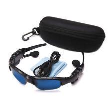 Drahtlose Bluetooth-Stereo-Musik MP3 Brillen Headset polarisierten Sonnenbrillen