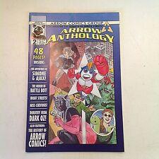 Vintage 1998 Flint MI Arrow Comics Group ARROW ANTHOLOGY Issue 2 Indy Comic Book
