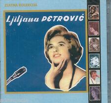 Ljiljana Petrovic 2 CD Zlatna Kolekcija Sayonara Slatka baby Brigitte Bardot Hit