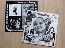 TV Personalities . Mummy Your Not Watching Me LP . RE ISSUE , FIRE RECORDS 1990