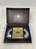 Walt Disney Limited Gold Edition Pluto Cartoon Classics (VHS 1984) RARE OOP HTF