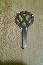 VW Karmann Ghia logo vintage key blank W62VB NOS