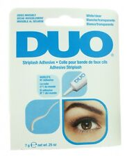DUO EYELASH GLUE ADHESIVE CLEAR TONE 7g WORLDS BEST SELLING LASH GLUE