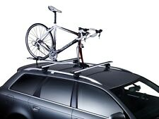 Thule 561 OutRide Roof Rack Bar Mounted Cycle Bike Carrier Fork Mounted
