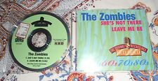CD Single THE ZOMBIES She's Not There / Leave Me Be GARAGE Beat 60's