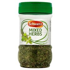 Schwartz Mixed Herbs 100g New and Sealed with Longer Shelf Life