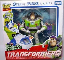 TRANSFORMERS DISNEY LABEL BUZZ LIGHTYEAR TAKARA NISB
