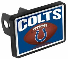 Indianapolis Colts Universal 1-1/4 x 2 Inch Hitch Cover