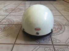 Mint 1960s 1968 Bell Toptex Metallic Flake 7 1/8 helmet neck Strap Shorty 500tx