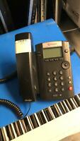 Polycom VVX201 Phone Not Tested Only For Parts