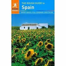 The Rough Guide to Spain, , New Book