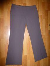 Express Design Studio EDITOR Brown Stretch Dress Pant Size 10 4 Pocket MSRP $89