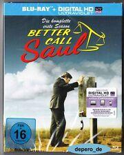 """BETTER CALL SAUL - Staffel Eins"" - Breaking Bad Prequel - BLU RAY 3-Disc-Set"