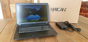 Gaminglaptop GTX 1070 i7 16GB RAM Hyrican Gaming Notebook 1548 (Clevo P670RS-G)
