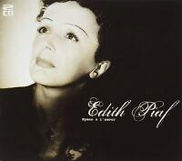 Edith Piaf Hymne À L'Amour A 2 CD Set 46 Original Recordings La Vie En Rose more