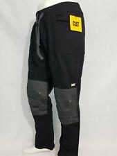 CAT Caterpillar Mens Rebal Sweat Pants Lounge Black NWT Extra Large XL Fleece