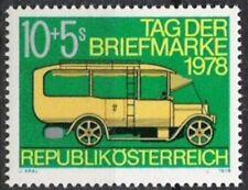Österreich Nr.1592 ** Tag der Briefmarke 1978, postfrisch