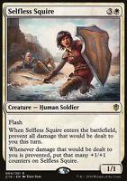 MTG Magic - (R) Commander 2016 - Selfless Squire - NM/M