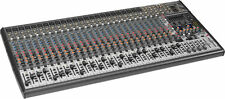Behringer SX3242FX Eurodesk 32-Channel Mixer Board Feedback Detection & Effects