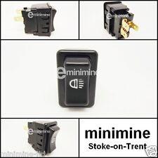 Clásico Mini Faro Delantero Interruptor basculante 13h6342 Mk3 Austin Morris