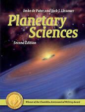 Planetary Sciences by Jack J. Lissauer, Imke de Pater (Hardback, 2010)