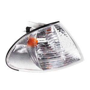 NEW BMW E46 SEDAN FRONT RIGHT WHITE TURN CORNER LIGHT 6902770 63136902770 OEM