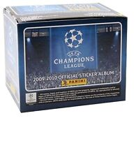 Champions League 2009-2010 Box 50 Bustine figurine Panini