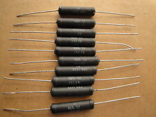 10 Ea - 1K 9W 5% Wire wound power resistor