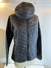 MOUNTAIN HARD WEAR Micro Ratio Womens Hooded Down Insulated Winter Coat UK Small