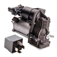 Air Suspension Compressor + relay with Airmatic 2007-2013 for Mercedes S550 W221