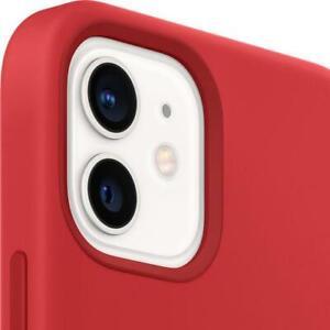 Hülle für iPhone 12/12 Pro Silikon Schutzhülle Silicone Case Soft