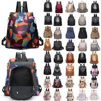 Women's Lady Rucksack Handbag Satchel School Shoulder Bags Backpack College Bags