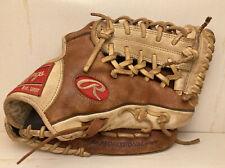 "Rawlings GGE115PT Gold Glove Elite Baseball Glove 11.5"" RHT Trapeze Web"