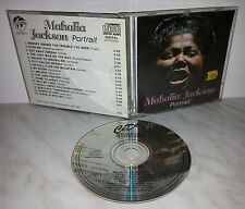CD MAHALIA JACKSON - PORTRAIT